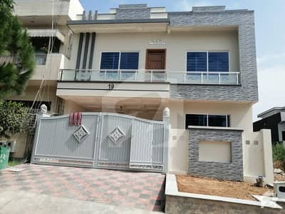 G-13 Brand New Double Storey House For Sale Home Ideal Location On Main 50 Feet Road  Exactly 7 Marla  Near Park Market Mosque