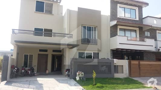 D-12/1 35x70 Brand New House Near To Markaz For Sale