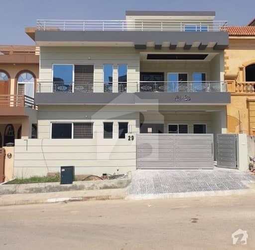 10 Marla New House For Sale Zaraj Housing Society Islamabad