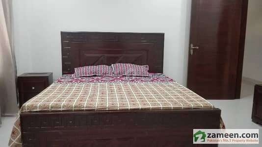 1 Bed Furnished Apartment For Rent In Bahria Town Lahore