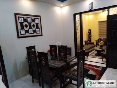 Very Well Maintained 2nd Floor With Roof Available For Rent