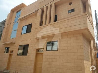 ورسک روڈ پشاور میں 4 کمروں کا 3 مرلہ مکان 85 لاکھ میں برائے فروخت۔