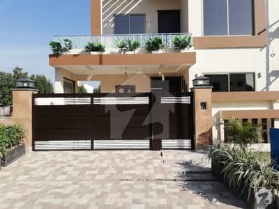 Brand New 10 Marla House For Sale In Phase 1 In Citi Housing Society Gujranwala L