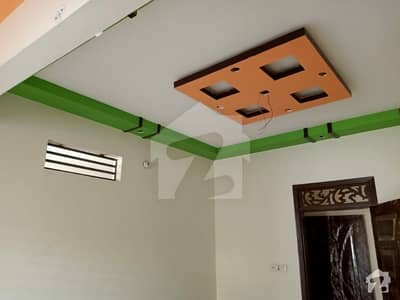 Brand New 3 Bed  Flat Available For Rent In Nazimabad No 2