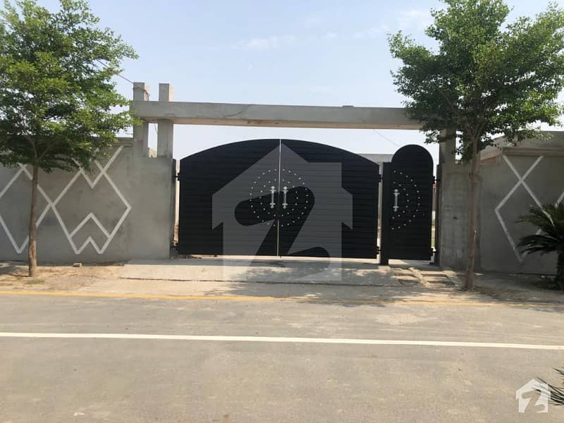 Farmer Farm House Land Is Available For Sale On Barki Road Lahore
