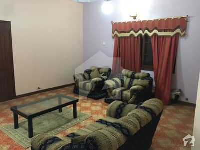 Kda Leased  384 Sq Yards Bungalow Ground + One For Sale In 4.35 Crore