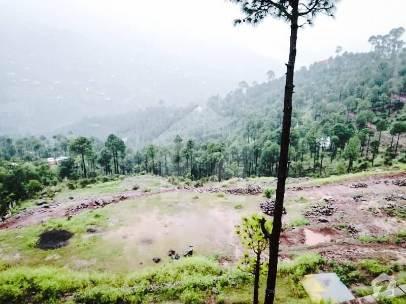 Residential Plot Is Available For Sale Im Murree Expressway