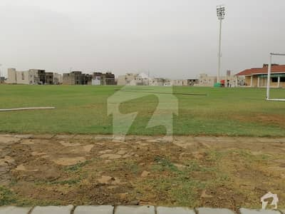 243 Sq Yards Plot For Sale In Naya Nazimabad Block C