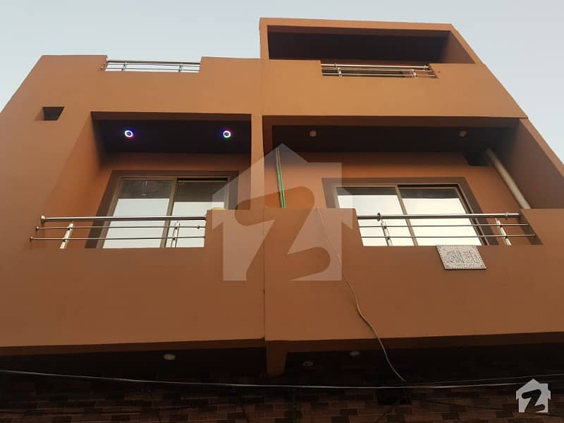 Nishtar Colony Double Storey  House For Rent