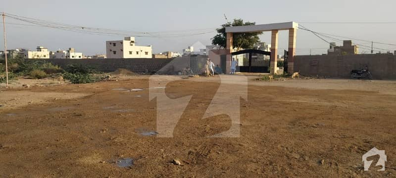 Residential Plot Is Available For Sale