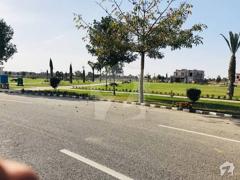 4 Marla Commercial Plot In Dha Phase 5 Urgent For Sale