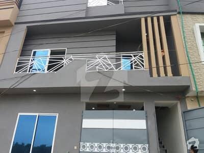 ارباب سبز علی خان ٹاؤن ورسک روڈ پشاور میں 4 کمروں کا 4 مرلہ مکان 90 لاکھ میں برائے فروخت۔