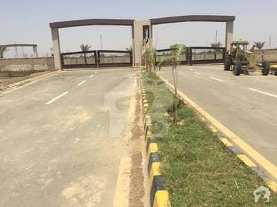 West Open Plot For Sale In Punjabi Saudagar PS City 2 Kda Scheme 33