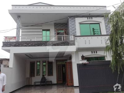 Double Storey House For Sale In H Block Soan Garden Islamabad