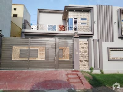 10 Marla Double Storey House Is Available For Sale In Shalimar Colony Multan