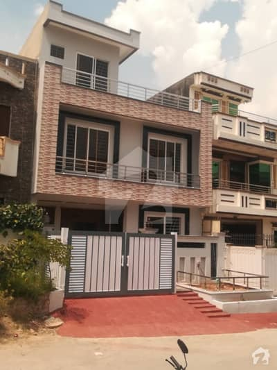Brand New 25x40 House For Sale With 3 Bedrooms In G13 Islamabad