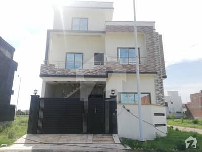 6 Marla Corner Brand New House Is Available For Sale In Master City Block B Gujranwala