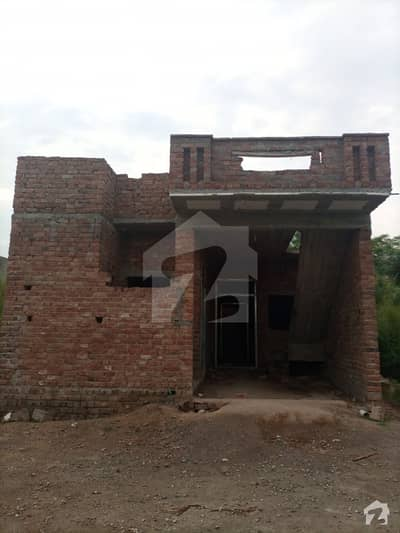 4 Marla Structure House For Sale In Officer Colony Best Location