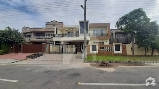 1 Kanal Double Storey Luxury House For Sale On 60 Feet Road
