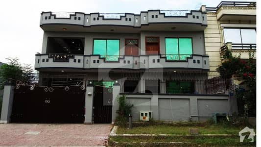 Beautifully Designed 13-Marla Double Storey Home In CDA Sector G-13/1 Islamabad