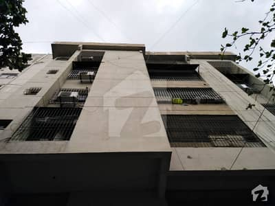 Flat For Sale In Sabah Arcade Sindhi Muslim Society  Block - A Karachi