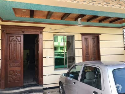 14 Marla House 1st Portion Available For Rent F17 Islamabad