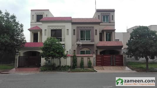 5 Marla Double Storey  House For Rent   In Sector D Bahria Town  Lahore