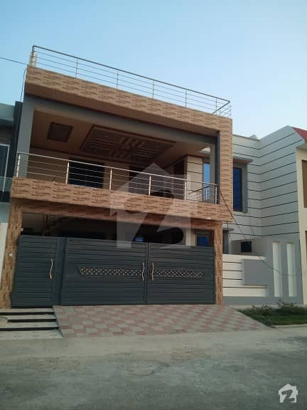 10 Marley  VIP New  Kothi  Double Story Rent Par Available H  First Time Shifting