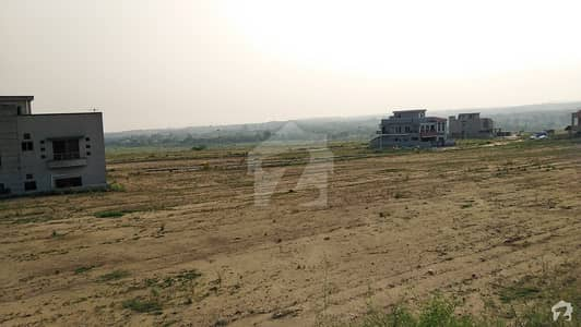 10 Marla Level Plot Available For Sale In Block H Bahria Town Phase 8 Rwp