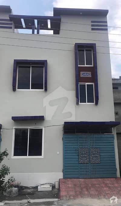 3 Marla New Brand House Block Shoib SA Garden Phase2 For Sale