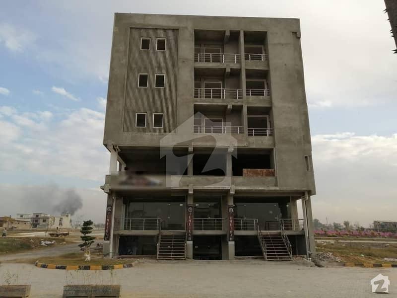 ٹیلی گارڈن (ٹی اینڈ ٹی ای سی ایچ ایس) ایف ۔ 17 اسلام آباد میں 1 کمرے کا 2 مرلہ فلیٹ 34.32 لاکھ میں برائے فروخت۔