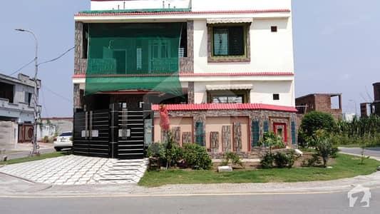 لاہور موٹر وے سٹی ۔ بلاک پی لاھور موٹروے سٹی لاہور میں 5 کمروں کا 8 مرلہ مکان 1.9 کروڑ میں برائے فروخت۔