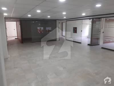 14000 Semi Furnished Office On Mezzanine Floor For Rent
