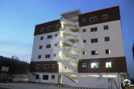 Brrand New Flats Are Availble For Sale In North Karachi