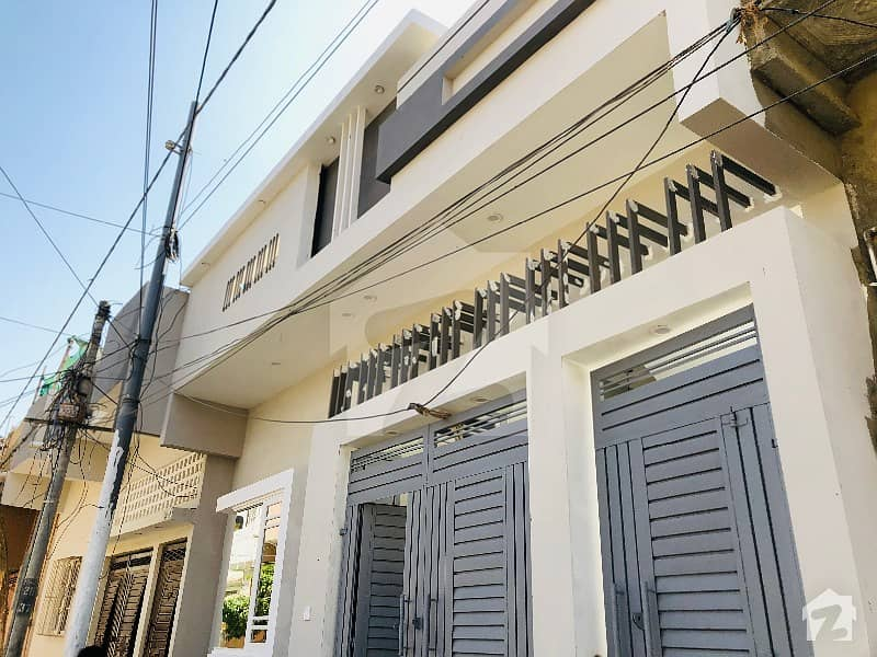 120 Sq Yd Furnished House For Sale