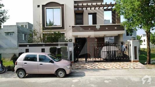 10 Marla House For Sale In Johar Block Of Bahria Town Lahore