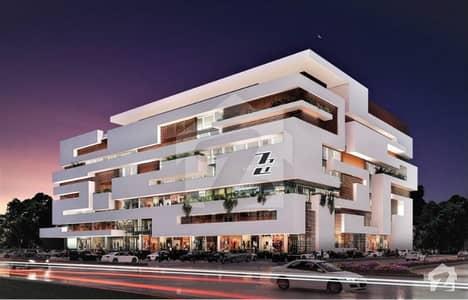 زیٹا ون مال جی ٹی روڈ اسلام آباد میں 8 مرلہ فلیٹ 2.07 کروڑ میں برائے فروخت۔