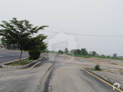 Prime Location 2 Marla Commercial Plot For Sale In Block Aa