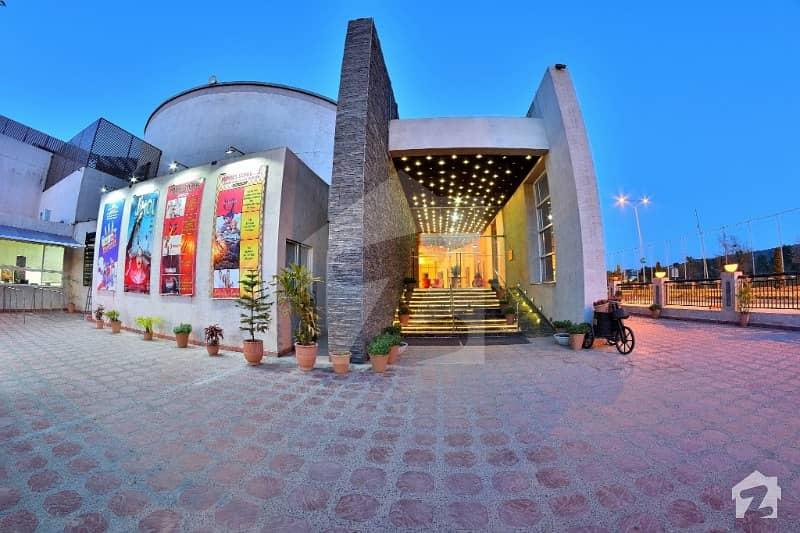 2 Marla Commercial Plot For Sale In Block Aa