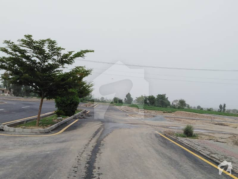 2 Marla Commercial Plot For Sale In Block Aa
