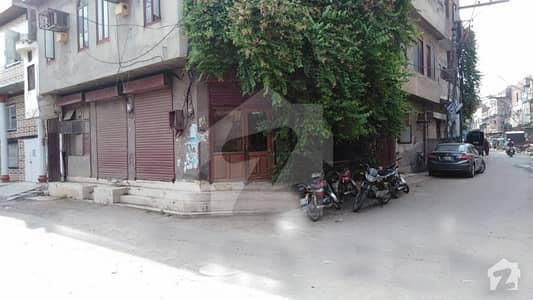 8.5 Marla Semi Commercial Corner House For Sale On Outfall Road Lahore