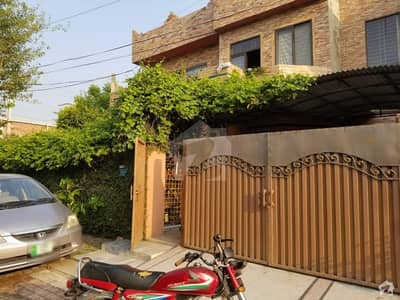 10 Marla Corner House For Sale Near Allah Ho Goll Chakar Owner Build