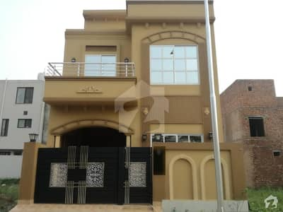 Well Built House Available At Good Location