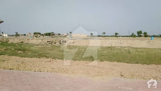 Reasonable Price Kanal Plot For Sale In Ghazi Block Sector F Bahria Town Lahore