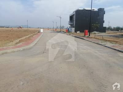 Sector i 5 marla possessionable plot for sale in Bahria Enclave islamabad