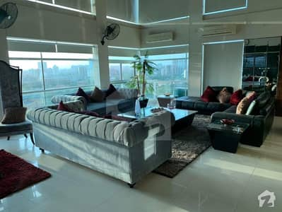 Fully Furnished Luxurious Penthouse In The Heart Of Karachi