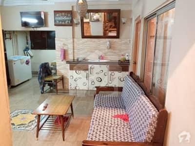 پاکستان چوک کراچی میں 3 کمروں کا 11 مرلہ فلیٹ 1.1 کروڑ میں برائے فروخت۔