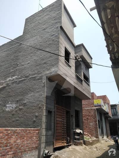 جی ٹی روڈ لاہور میں 2 کمروں کا 2 مرلہ مکان 30 لاکھ میں برائے فروخت۔