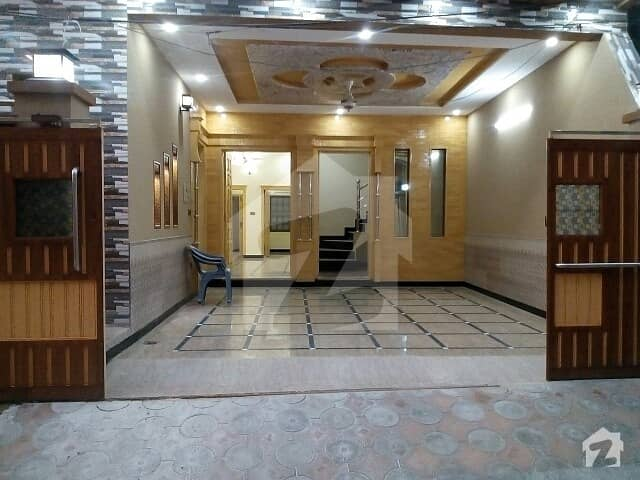 Newly Build 8 Marla Double Storey House For Sale In Afshan Colony