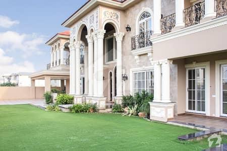 ڈی ایچ اے فیز 6 - بلاک ڈی فیز 6 ڈیفنس (ڈی ایچ اے) لاہور میں 6 کمروں کا 2 کنال مکان 15 کروڑ میں برائے فروخت۔